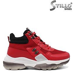 Червени сникърси - 33514