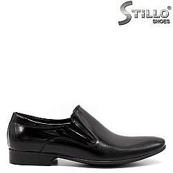Официални обувки от естествена кожа - 33528
