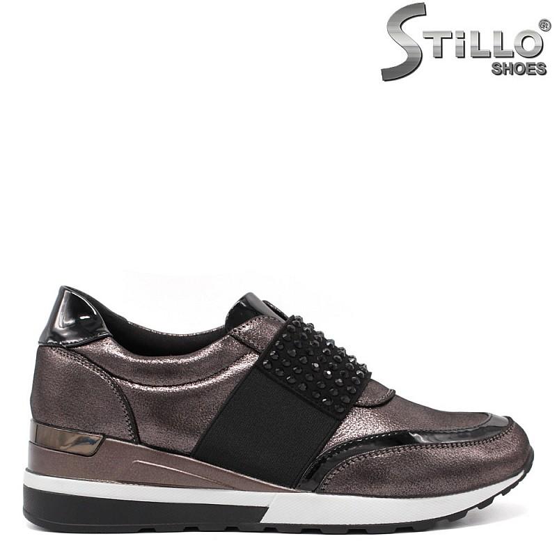 Спортни бронзови обувки - 33614