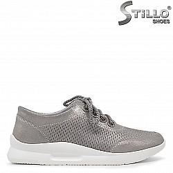 Ежедневни бронзови спортни обувки- 36104