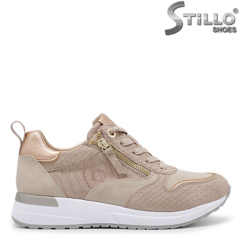 BUGATTI спортни обувки със змийска щампа- 36114