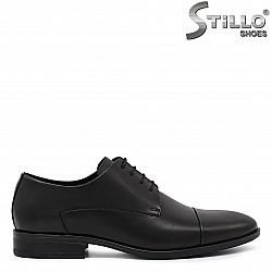 Мъжки обувки от естествена кожа - 36163
