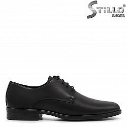 Официални мъжки обувки с връзки - 36164