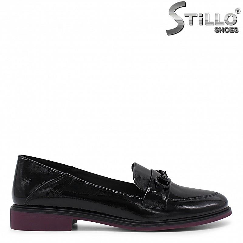 Ежедневни дамски обувки на нисък ток- 36203