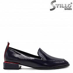 Дамски обувки с квадратен ток- 36244