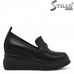 Модни обувки на платформа - 36295