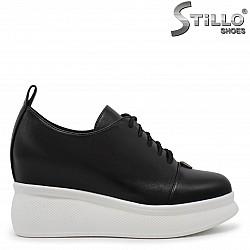 Спортни обувки на платформа - 36298