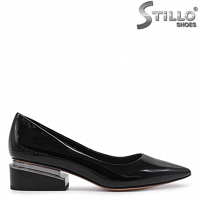 Елегантни дамски обувки - МАЛКИ НОМЕРА от 33,34  до 40 - 36370