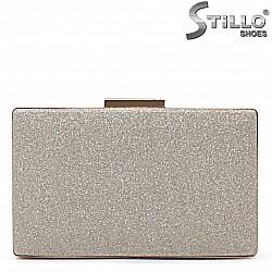 Абитуриентска чанта  в златен брокат – 34180