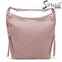 Розова дамска чанта – 36133