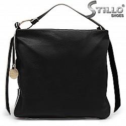 Голяма дамска чанта тип торба – 36155
