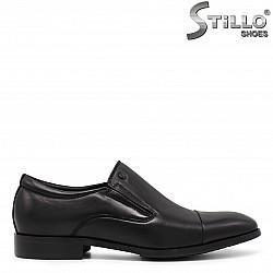Мъжки кожени обувки - 36216