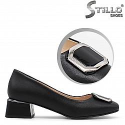 Дамски обувки на среден ток - 36256