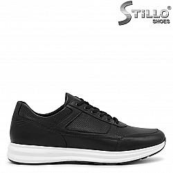 Мъжки спортни обувки от естествена кожа – 36359