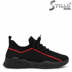 Спортни мъжки обувки от текстил – 36408