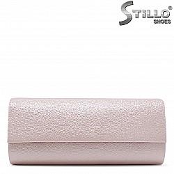 Малка абитуриентска чанта в розово – 36414