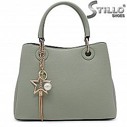 Резедава дамска чанта - 36470
