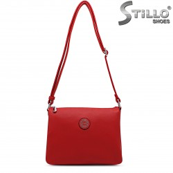 Червена дамска чанта – 36484