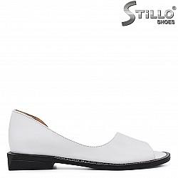 Летни обувки с отворени пръсти - 36756
