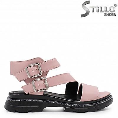 Спортни сандали от естествена кожа – 36913
