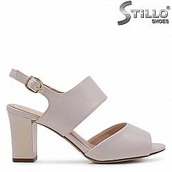 Дамски сандали на висок ток – 36834