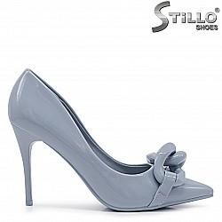 Стилни дамски обувки с висок ток – 37127