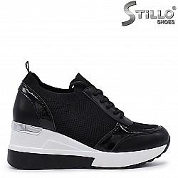 Спортни обувки на платформа - 37174