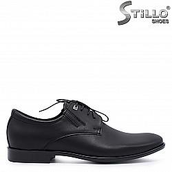 Официални мъжки обувки естествена кожа – 37266