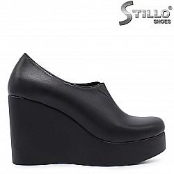 Есенни обувки на висока платформа - Номер 34 – 37287