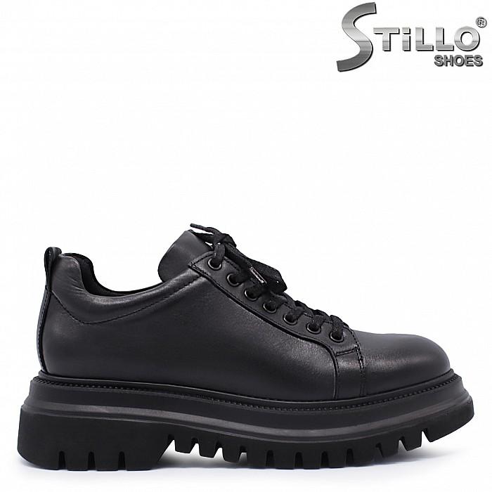 Гръндж обувки от естествена кожа – 37365