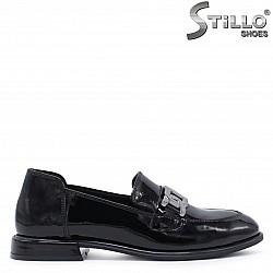Есенни обувки от естествен лак - 37376