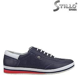 22437 - Спортни обувки от естествена кожа