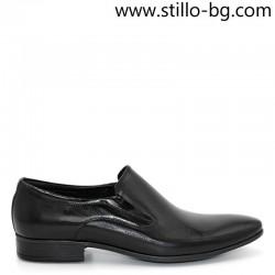 Официални мъжки обувки от естествена кожа - 28238