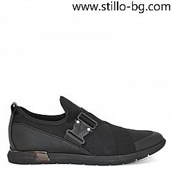 Мъжки спортни обувки с ластици  - 28332