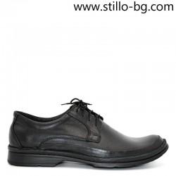 Ежедневни мъжки обувки от естествена кожа - 28274