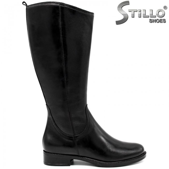 4e58061c581 Stillo магазини за обувки, Дамски ботуши Tamaris от естествена кожа ...