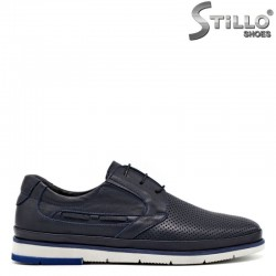 Ежедневни мъжки обувки от естествена кожа - 30159