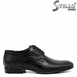 Елегантни мъжки обувки - 30178