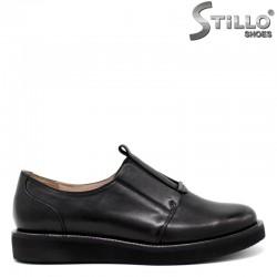 Дамски обувки в черен цвят - 30399
