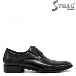 Официални мъжки обувки от естествена кожа - 30482