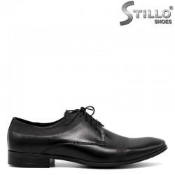 Стилни мъжки обувки - 30505