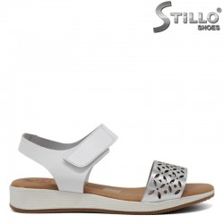 Ежедневни дамски сандали  с перфорация - 30760
