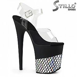 Дамски сандали  - 31035