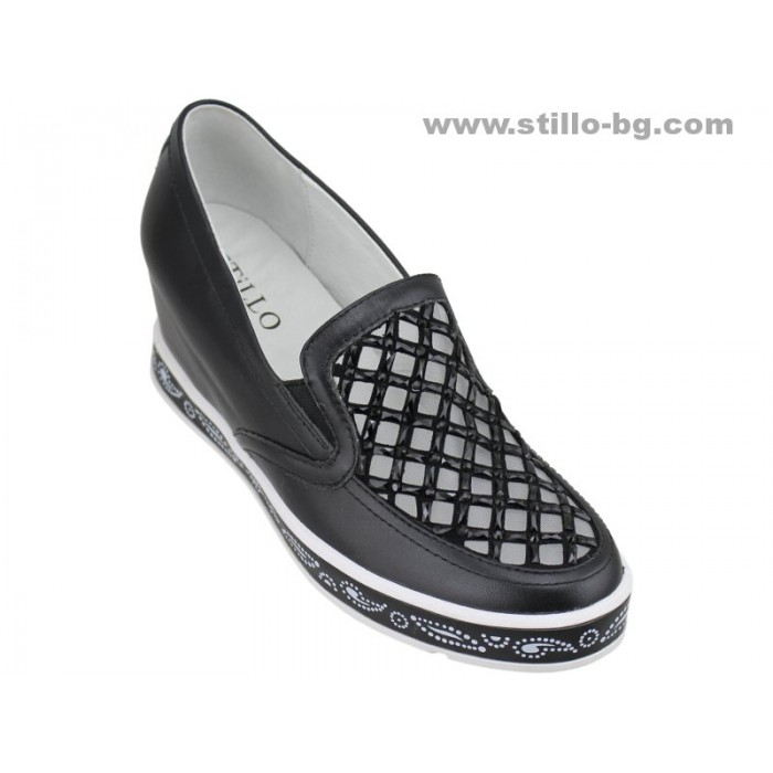 Арт. 24470 - Спортни обувки с вътрешна платформа