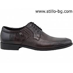26149 - Мъжки обувки от естествена кожа