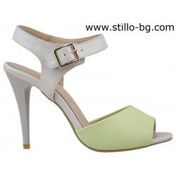 26648 - Елегантни сандали с висок ток